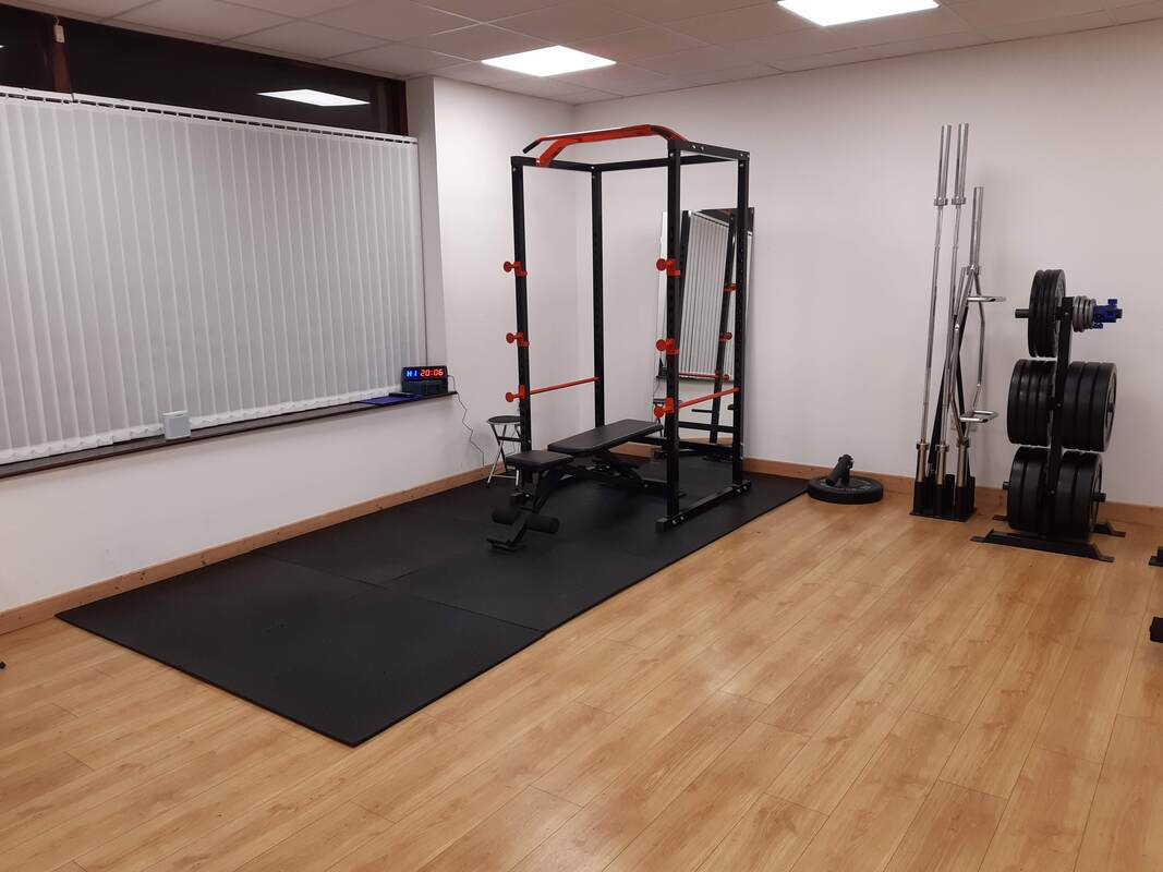 Personal training in Maynooth, near Celbridge, Lucan, Leixlip, Clane and Kilcock