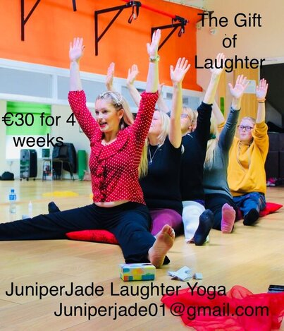 Laughter Yoga in Maynooth Ace Fit Club